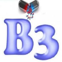 Витамин B3 (никотинамид 99%), 10 гр