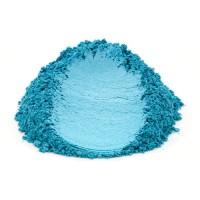 Пигмент Мика Голубой металлик, 10 гр