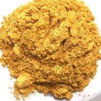 Золотистый сатин, перламутровый пигмент, 10 гр