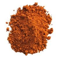 Оранжевый оксид железа (сухой), 10 гр