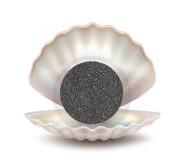 Жемчуг для ванны черный, 1 кг