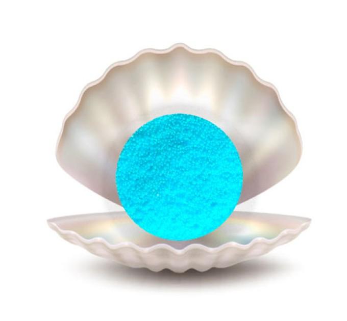 Жемчуг для ванны голубой, 1 кг