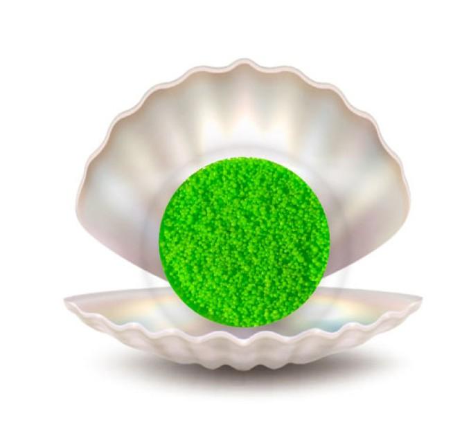 Жемчуг для ванны зеленый, 1 кг