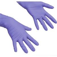 Перчатки Нитриловые синие, 1 пара
