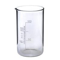 Термостойкий стакан 100 мл, полипропилен