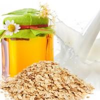 Овсянка, молоко и мёд, ароматическое масло, 10 мл