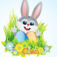 Пасхальный кролик, ароматическое масло, 10 мл