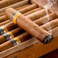 Кубинская сигара отдушка, 10 мл