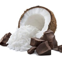 Кокос и шоколад отдушка, 10 мл