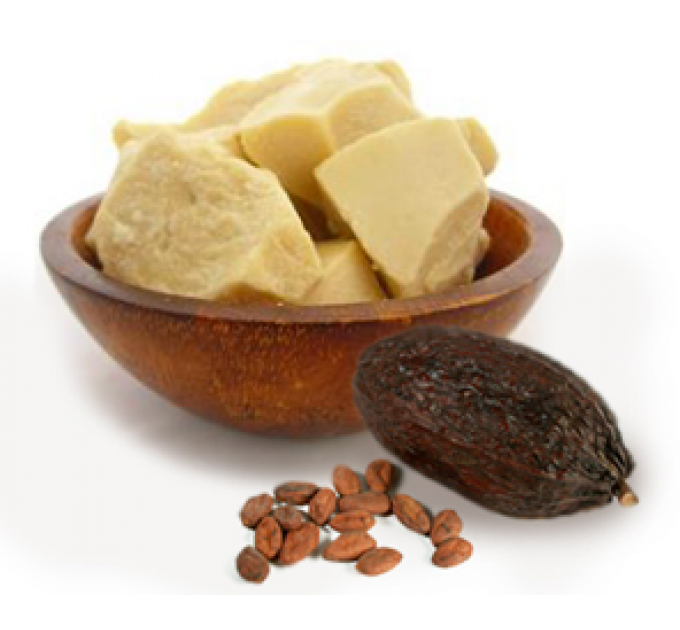 Масло какао НЕ рафинированное