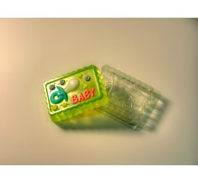 Бант пластиковая форма