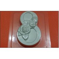 8 марта (розы), пластиковая форма