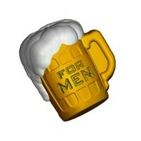 Пиво/кружка-2, пластиковая форма