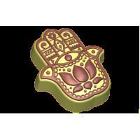 Рука Фатимы, пластиковая форма
