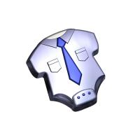Боди Джентльмен, пластиковая форма