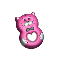 8 марта (кот), пластиковая форма