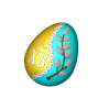 Яйцо ХВ верба, пластиковая форма
