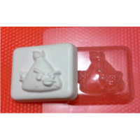 Энгри Бердз-2, пластиковая форма