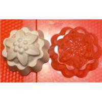 Цветок, пластиковая форма
