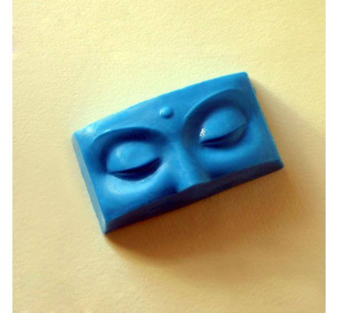 Будда, пластиковая форма