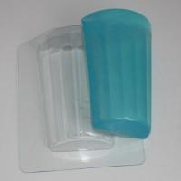 Стакан граненый - пластиковая форма