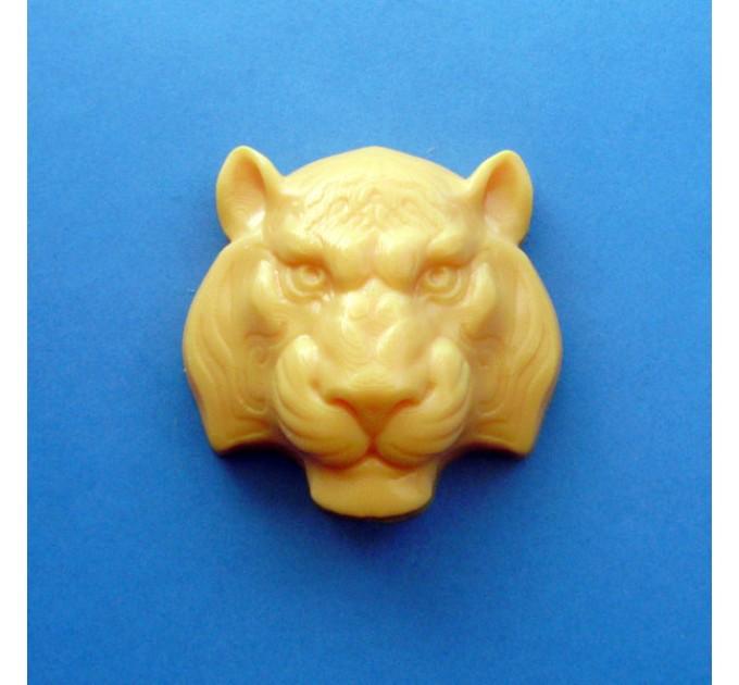Тигр, пластиковая форма