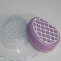Яйцо/сетка, пластиковая форма