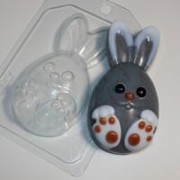 Кролик мульт, пластиковая форма