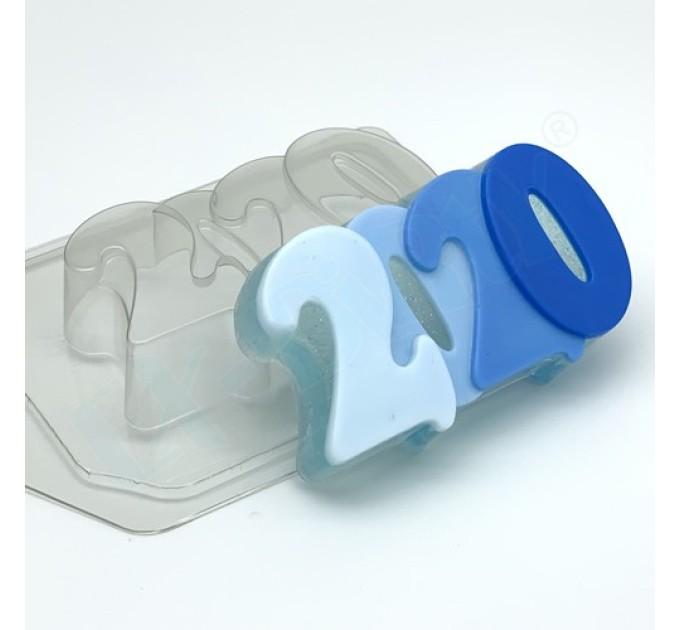2020, пластиковая форма