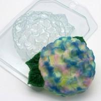 Гортензия - пластиковая форма