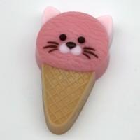 Мороженое/Кошка, пластиковая форма