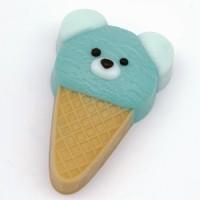 Мороженое/Мишка, пластиковая форма