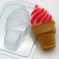 Мороженое/Мягкое в стаканчике, пластиковая форма