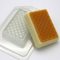 Мороженое/Пломбир на вафле, пластиковая форма