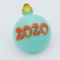 Шар/2020, пластиковая форма