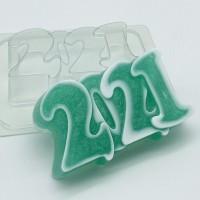 2021, пластиковая форма