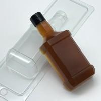 Бутылка Виски - пластиковая форма