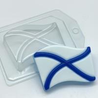 Флаг/Андреевский, пластиковая форма