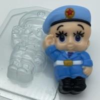 Малыш/десантник, пластиковая форма