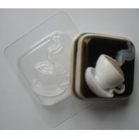 Горячая чашка пластиковая форма