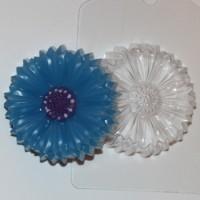 Василек пластиковая форма