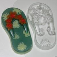 Вьетнамка пластиковая форма
