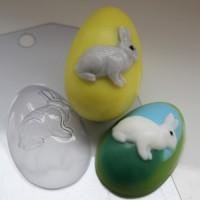 Яйцо-Кролик форма