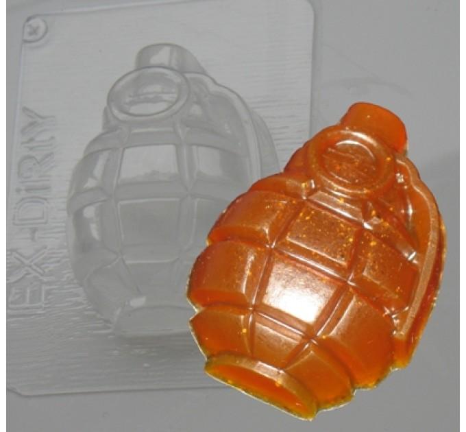 Граната, пластиковая форма