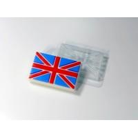 Флаг Великобритании пластиковая форма