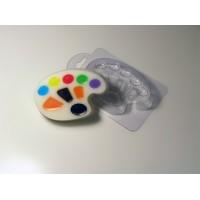 Мыльная палитра пластиковая форма