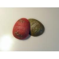 Яйцо светлой Пасхи пластиковая форма