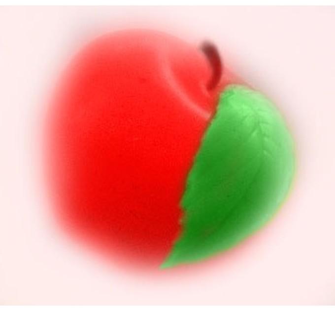 Яблочко - пластиковая форма
