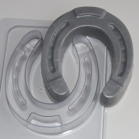 Подкова - пластиковая форма