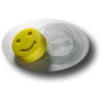 Смайлик пластиковая форма